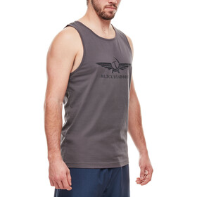 Black Diamond Perestroika Tanktop Heren, slate